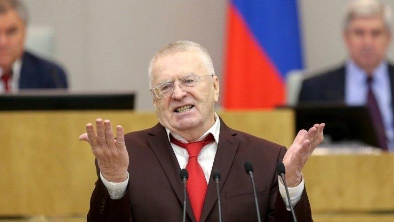 Жириновский прокомментировал отмену депутатской неприкосновенности на Украине