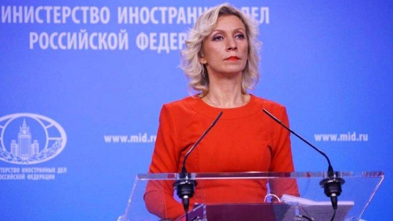 Захарова призвала дождаться анализа Госдумы ситуации с Deutsche Welle