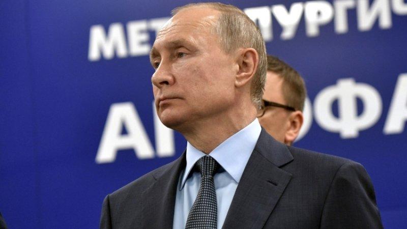 Путин призвал руководство Украины не преследовать оппозицию