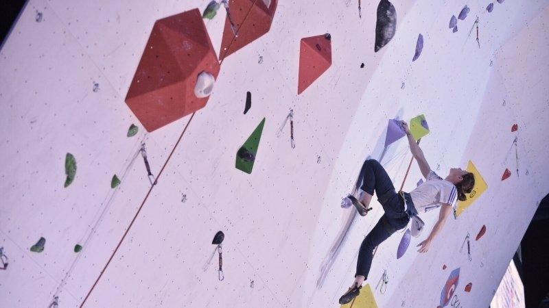 Бесплатное занятие для детей состоится 8 сентября на скалодроме El Capitan