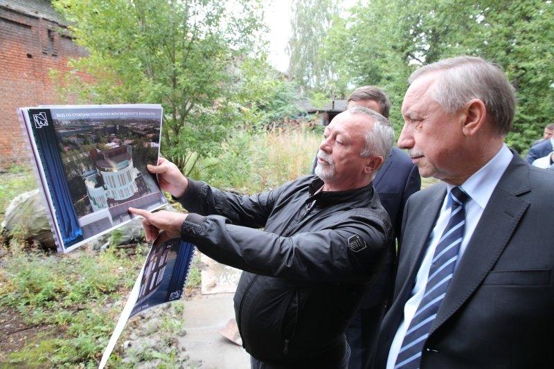 В ЗакСе объяснили успех Беглова на выборах его работой на благо Петербурга