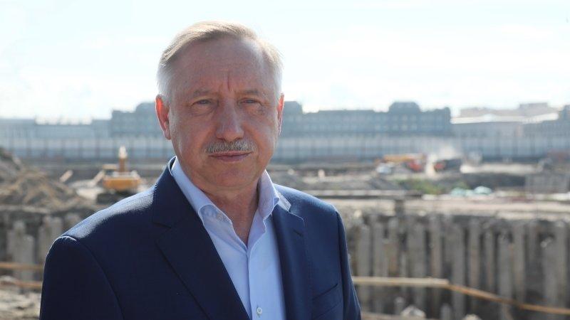 Петербуржцы уверены, что Беглов будет достойным хозяином города