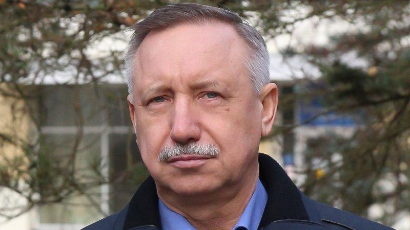 Горизбирком Петербурга утвердил победу Беглова на выборах губернатора