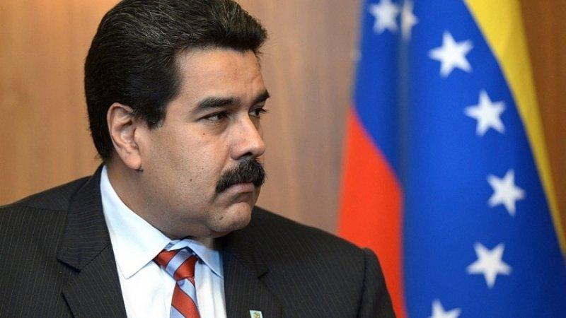 Мадуро рассказал о вооружении ополчения в Венесуэле