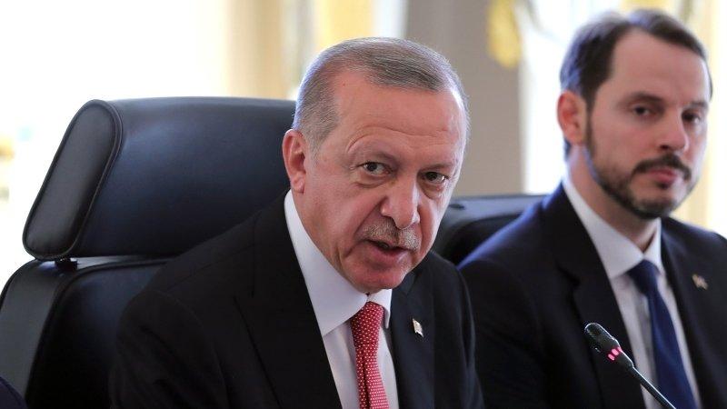 Эрдоган готов к переговорам по Идлибу с Путиным, Меркель и Макроном