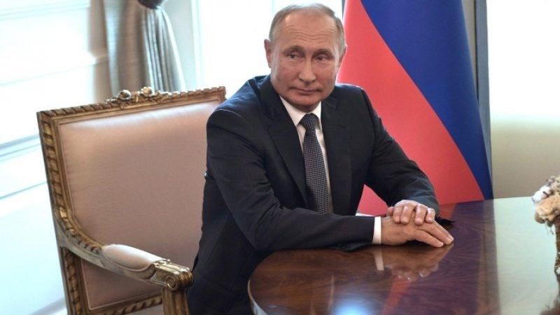 Путин назвал борьбу с терроризмом приоритетом на сирийском направлении