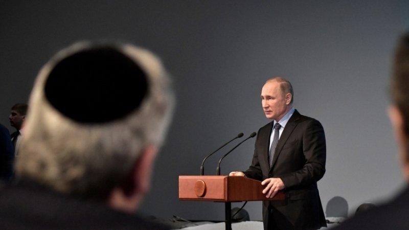 Члены еврейского фонда отметили заявили о низком уровне антисемитизма в РФ