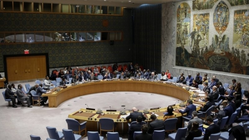 Россия и Китай предложили в Совбезе ООН свою резолюцию по деэскалации в сирийском Идлибе