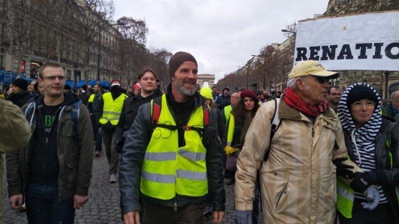 Полиция задержала 152 человека в ходе протестов в Париже