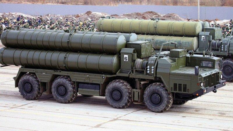 Военные провели пуски ракет комплексов С-400 в Бурятии