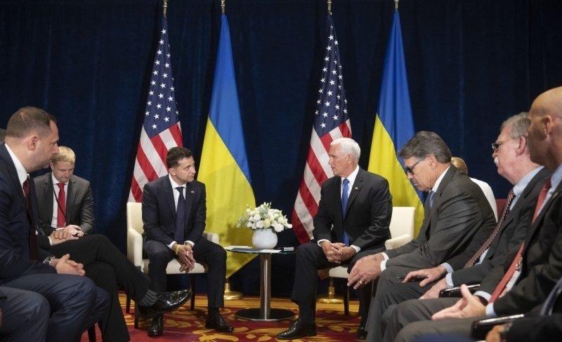 США предоставили Украине финансирование, но требуют бороться с коррупцией