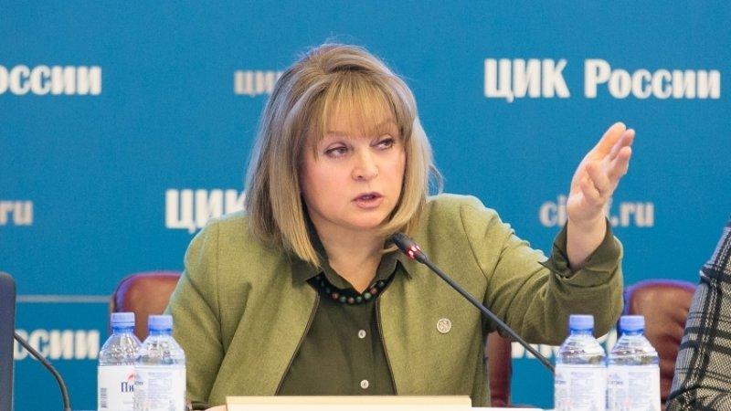Нарушения на муниципальных выборах Петербурга вынудили ЦИК РФ вмешаться, заявила Памфилова