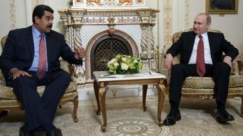 Путин и Мадуро обсудят ситуацию в Венесуэле