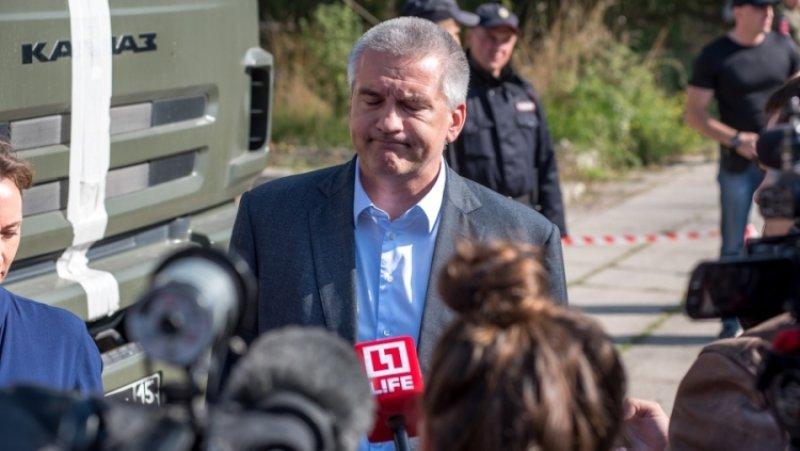 Аксенов принес соболезнования в связи со смертью бывшего президента Крыма