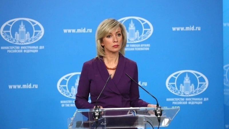 Захарова объяснила, почему Лавров полетел в ООН вопреки скандалу с визами