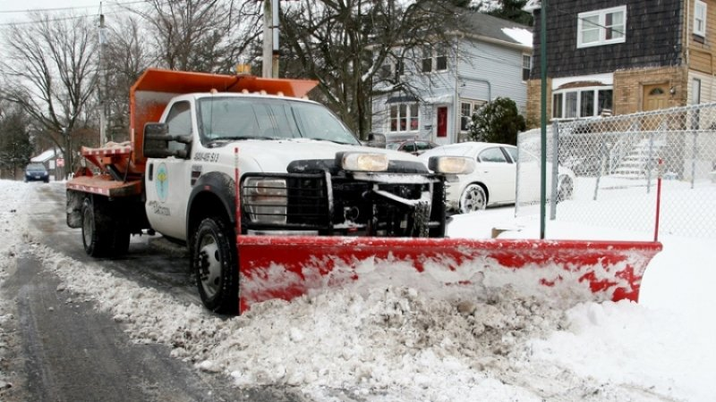 Власти Монтаны объявили о чрезвычайной ситуации из-за снегопада