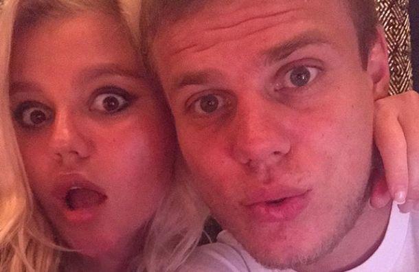 Супруга Кокорина 47 раз нарушила ПДД, пока муж был вколонии