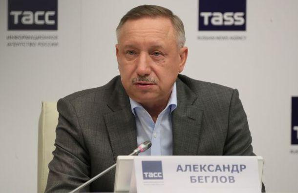 Агитаторы штаба Беглова: Онзаплатил нам изсвоего кармана