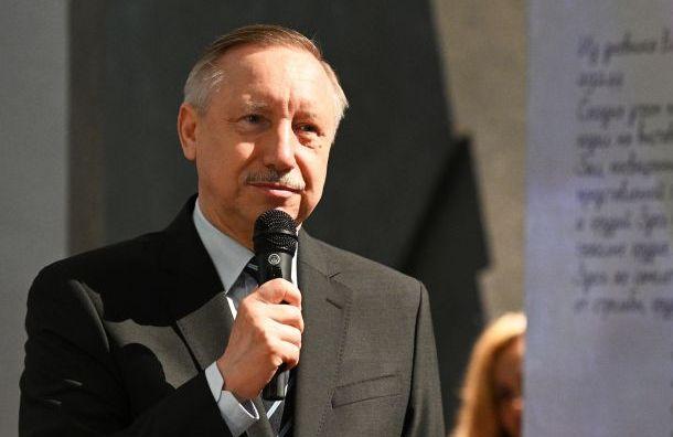 Беглов решил повысить зарплату чиновникам