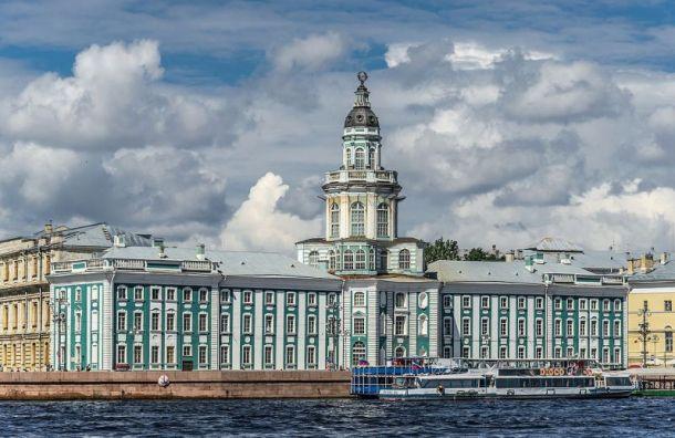 Петербургские музеи признали самыми дорогими вРоссии