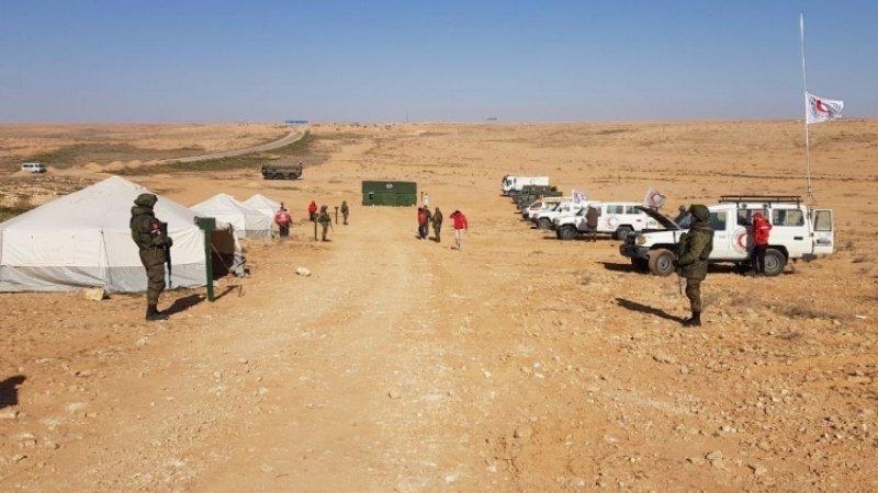 МИД РФ сожалеет, что вывод беженцев из лагеря Эр-Рукбан сорвался из-за США
