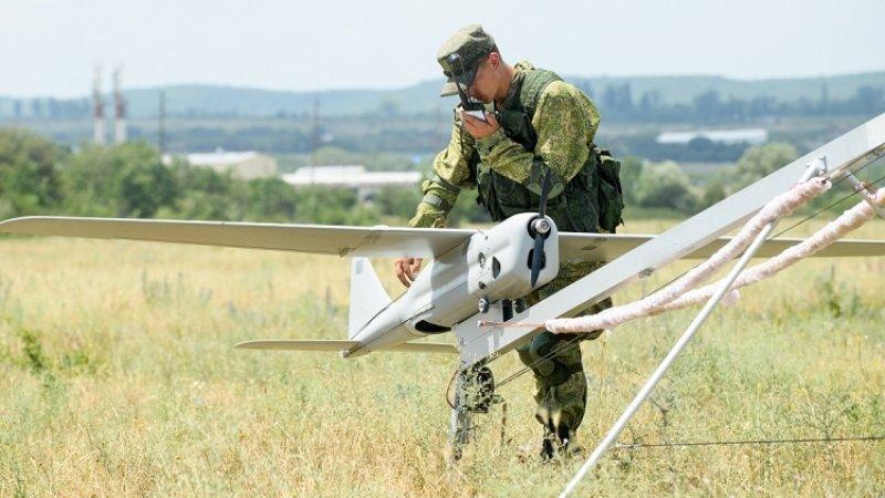 Беспилотник «Орлан-30» поступит на вооружение в следующем году