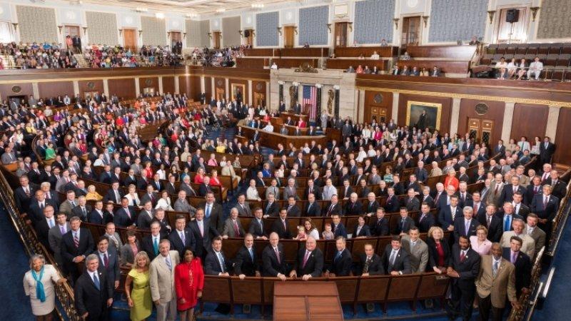 Демократы отстранили республиканцев от процедуры импичмента, заявили в Белом доме