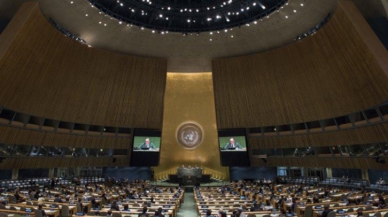 Перенос нескольких комитетов ГА ООН из США может быть осуществим, заявил замглавы МИД РФ