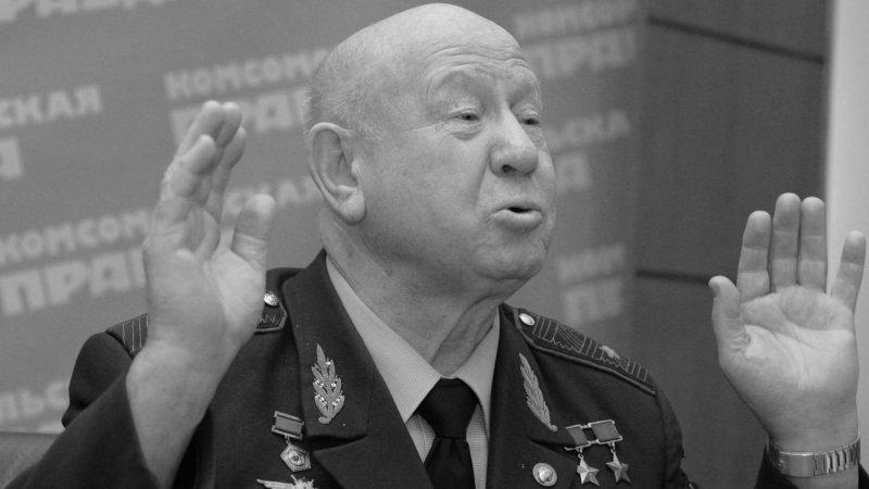Космонавт Джанибеков рассказал о лучших чертах ушедшего из жизни Леонова