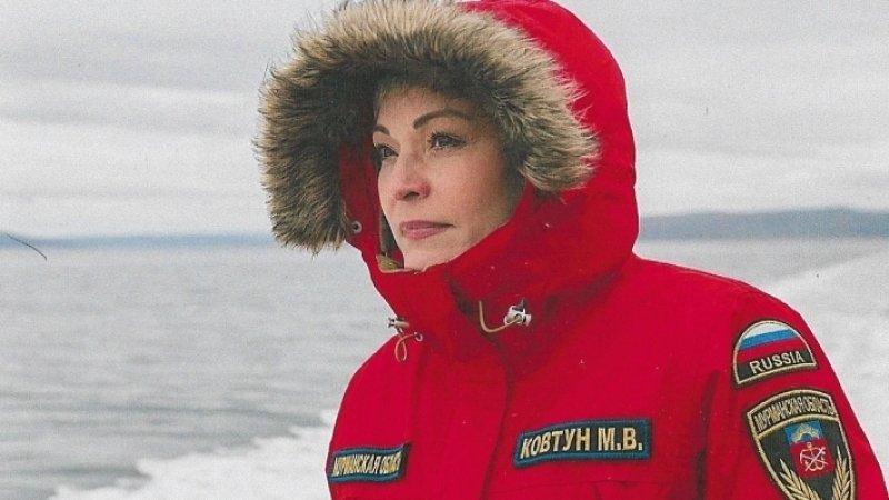 Экс-глава Мурманской области Ковтун возглавила организацию по сохранению лосося