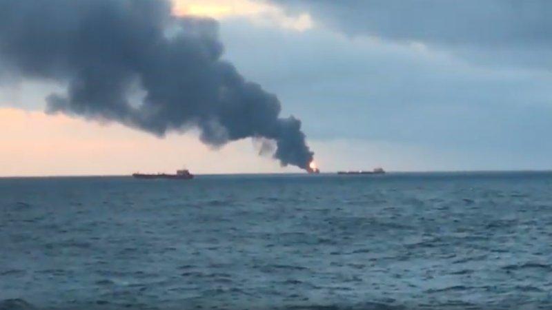 Атакованный танкер Sabiti вернется в Иран в течение 10 дней