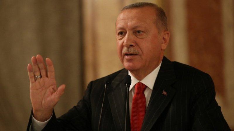Эрдоган заявил, что у Турции нет проблем с Россией по ситуации в Сирии