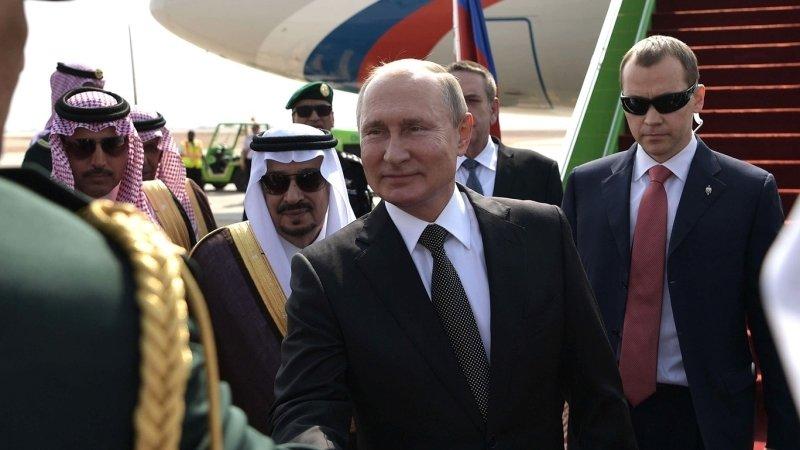 РФ и Саудовская Аравия подписали договор о создании торговых представительств