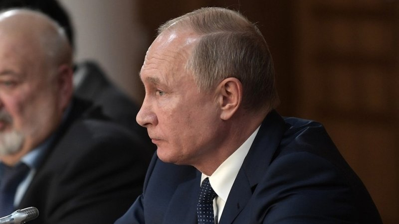 Путин утвердил созданиеВоенно-строительной компании