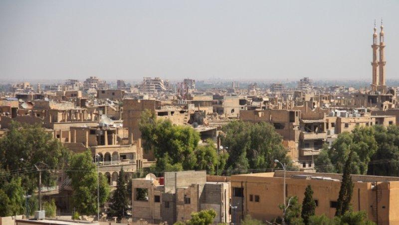 Один из освободителей Дейр-эз-Зора рассказал, что делают курды-боевики и США в Сирии