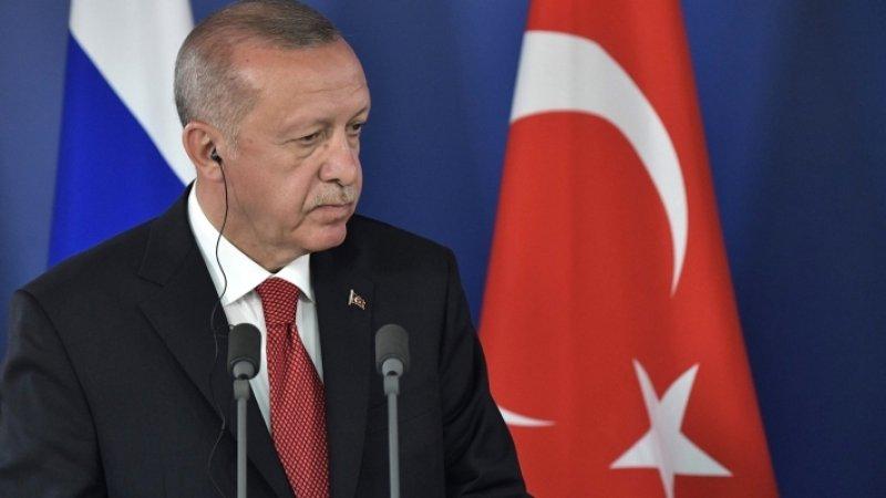 Эрдоган обсудит с Путиным присутствие армии Сирии в зоне операции против курдов-боевиков
