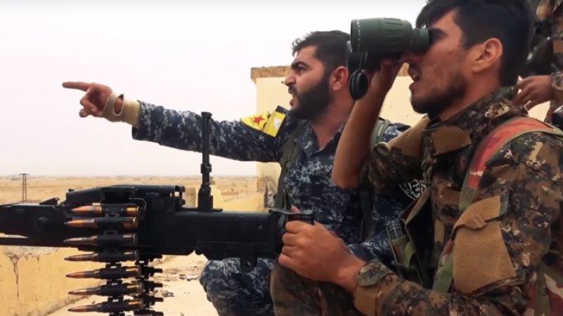 Курды-террористы нарушили перемирие на севере Сирии 22 раза