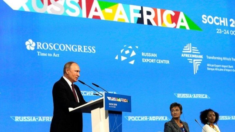 Сочи подготавливали к саммиту Россия — Африка почти девять месяцев