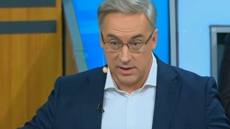 Телеведущий Норкин стал новым героем рубрики ФАН о патриотах