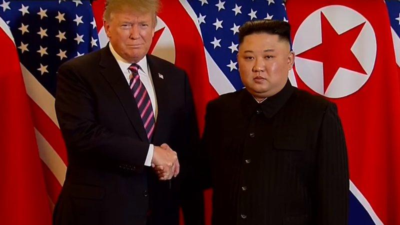 Пхеньян посоветовал США не спекулировать на дружбе между Трампом и Ким Чен Ыном