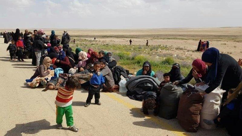 Более 1,3 тысяч беженцев из Ливии и Иордании вернулись в Сирию за сутки