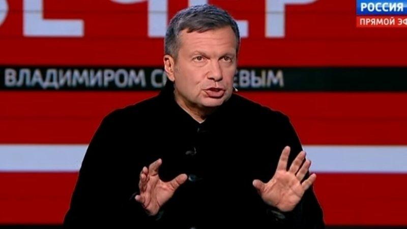 Соловьев считает, что Соболь волнует Навального больше, чем штраф в 88 миллионов