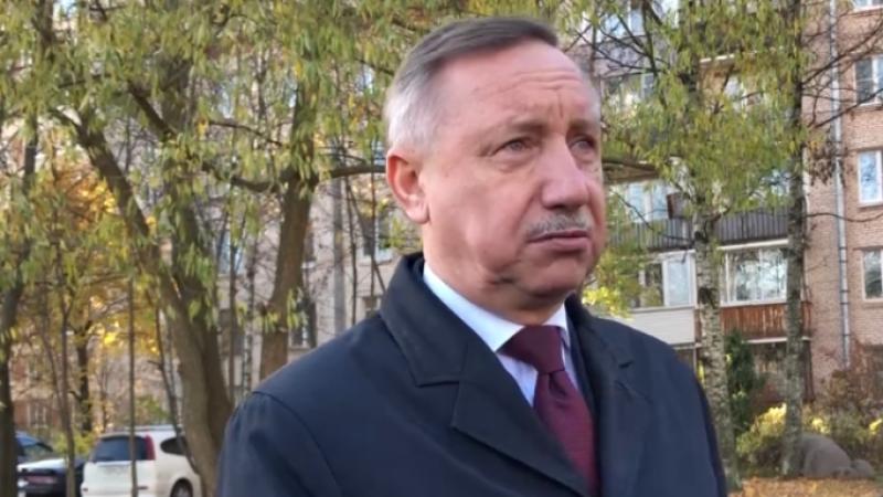 Губернатор Петербурга Беглов рассказал об участии жителей города в благоустройстве