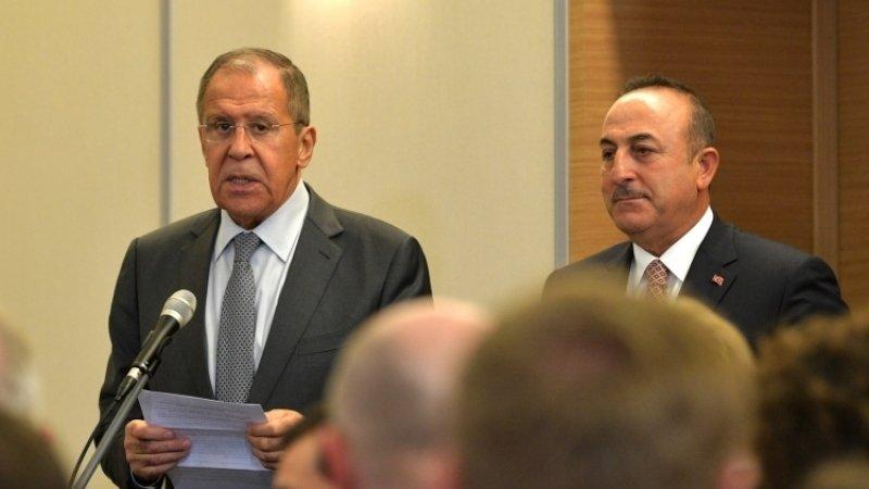 Россия, Турция и Иран подтвердили приверженность целостности территории Сирии