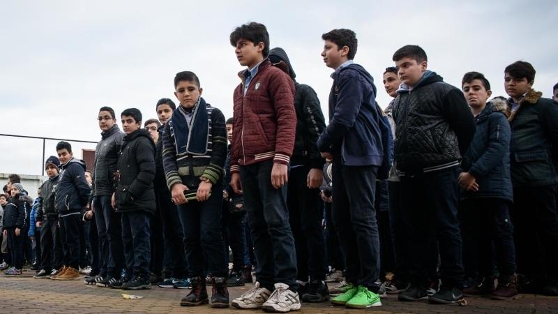 Курдские боевики притесняют арабское население оккупированных районов Сирии
