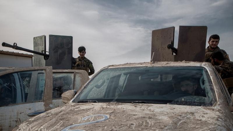 Курдские группировки взяли ответственность за гибель протурецких солдат