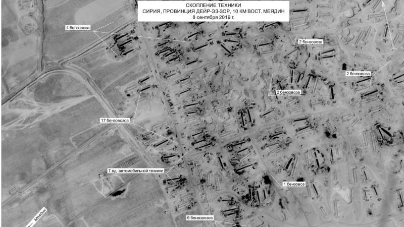 Гаспарян уверен, что США используют боевиков-курдов для разорения нефтяных районов Сирии