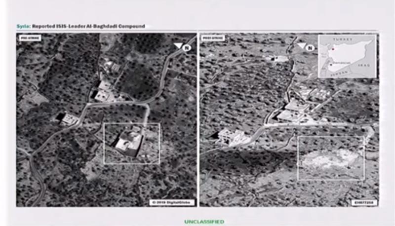 Эксперт назвал видео о «ликвидации» аль-Багдади фейком, нарисованным на коленке