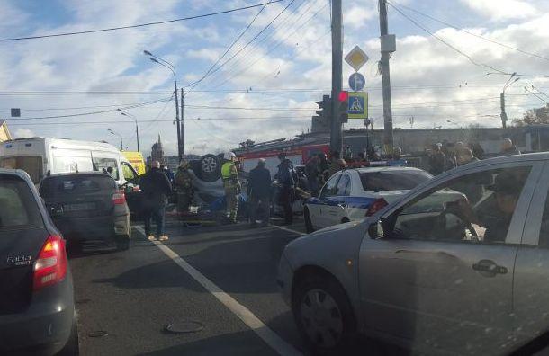 Полиция возбудила уголовное дело по факту жуткого ДТП на Обводном