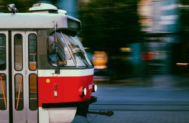 Первый вРоссии водородный трамвай прокатится поПетербургу